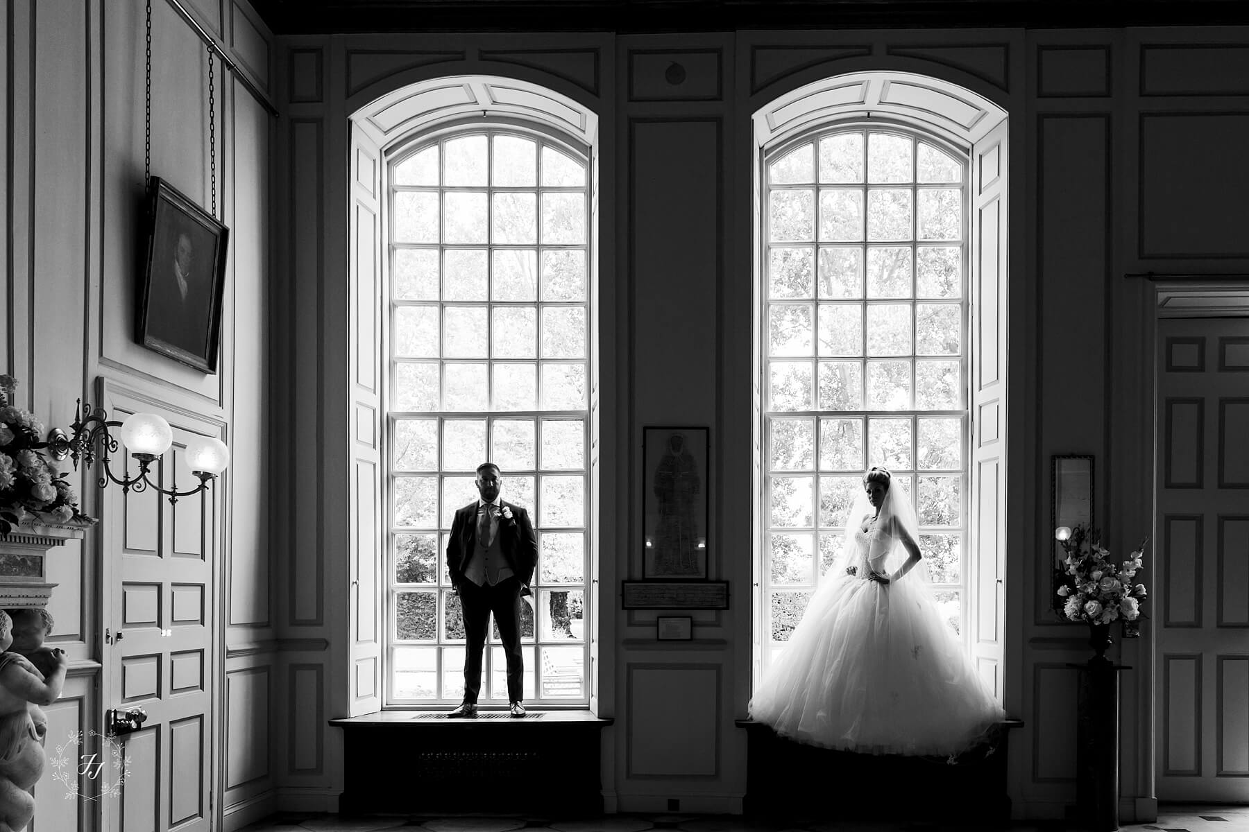 Mrs Hinch Wedding Photograph at Gosfield Hall