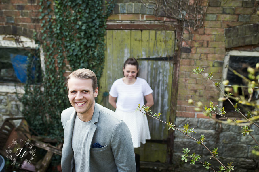 Pre wedding photos at Friday street farm