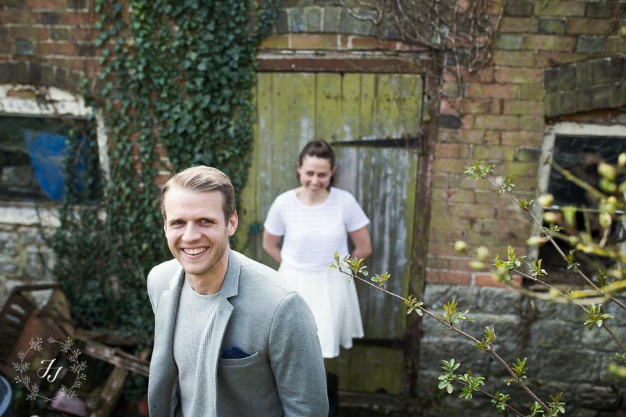 Pre wedding photos at Friday street farm