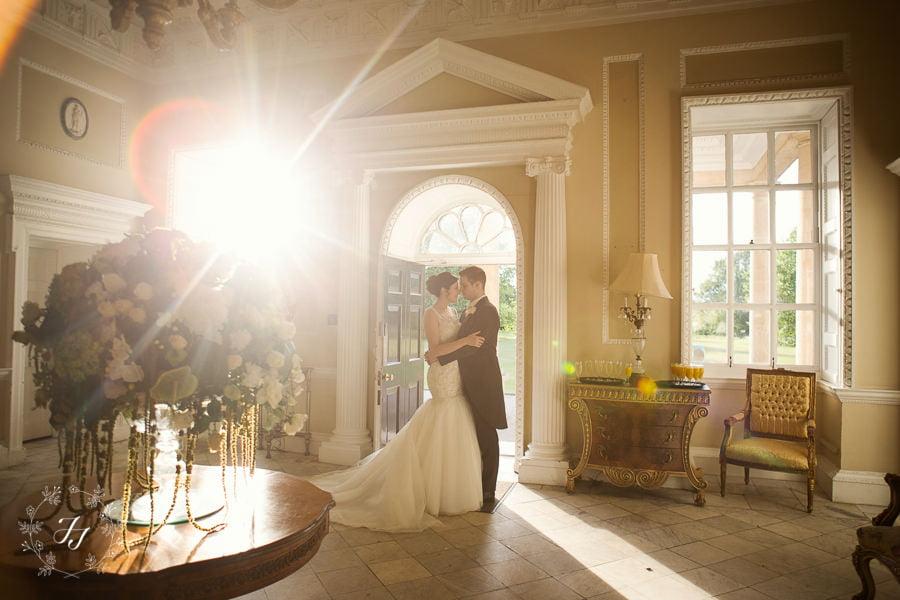 Boreham House wedding photographer lobby