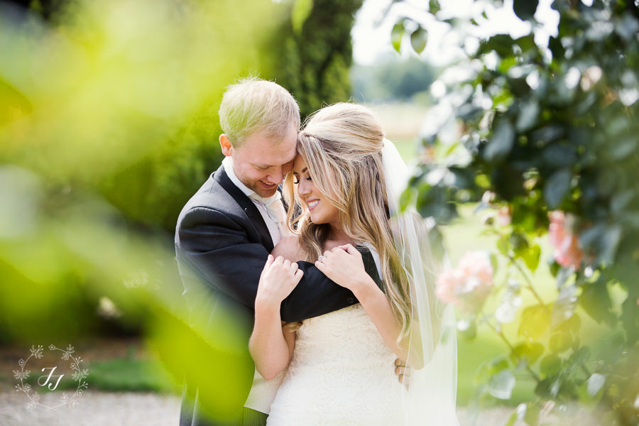 Gosfield Hall summer wedding Photographer