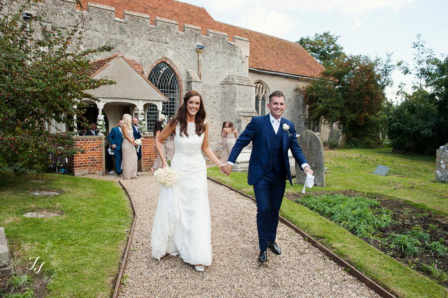 mersea church wedding