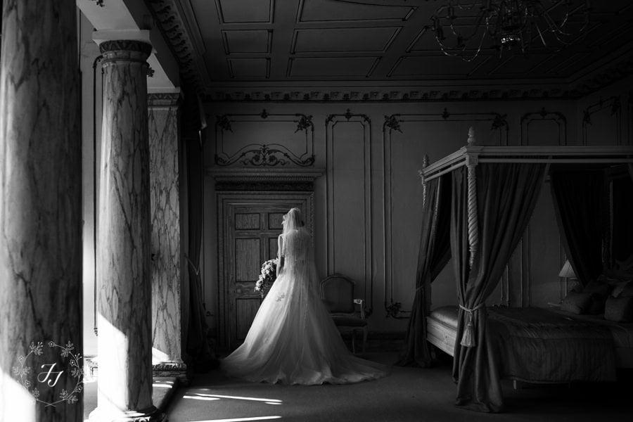 bridal suite of dream wedding venue