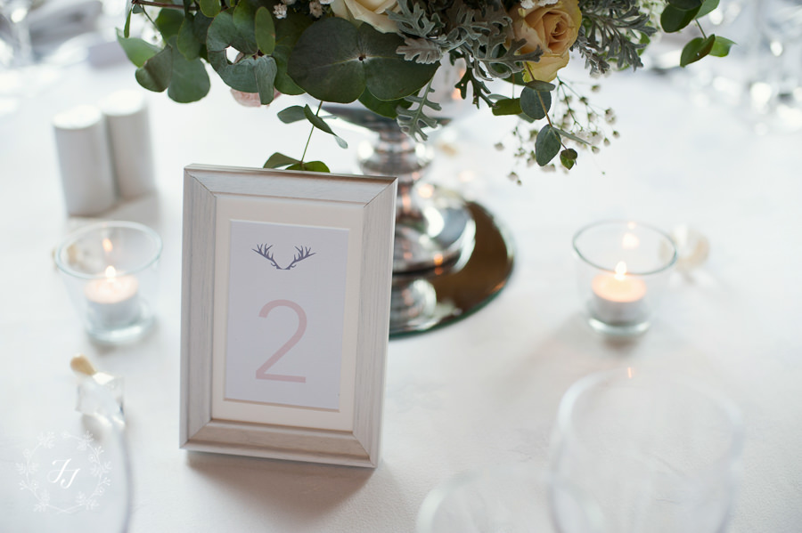 stag table number