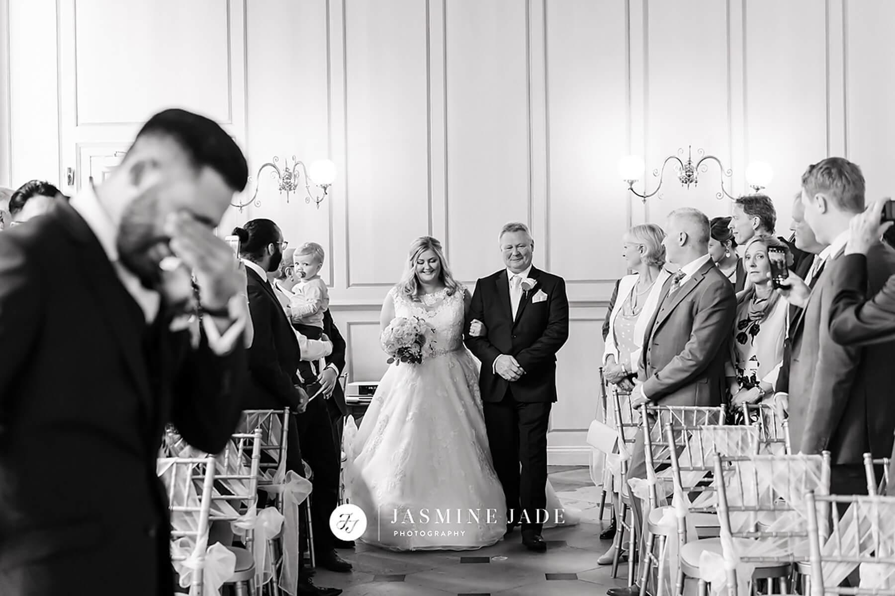 Claire and Fabio wedding