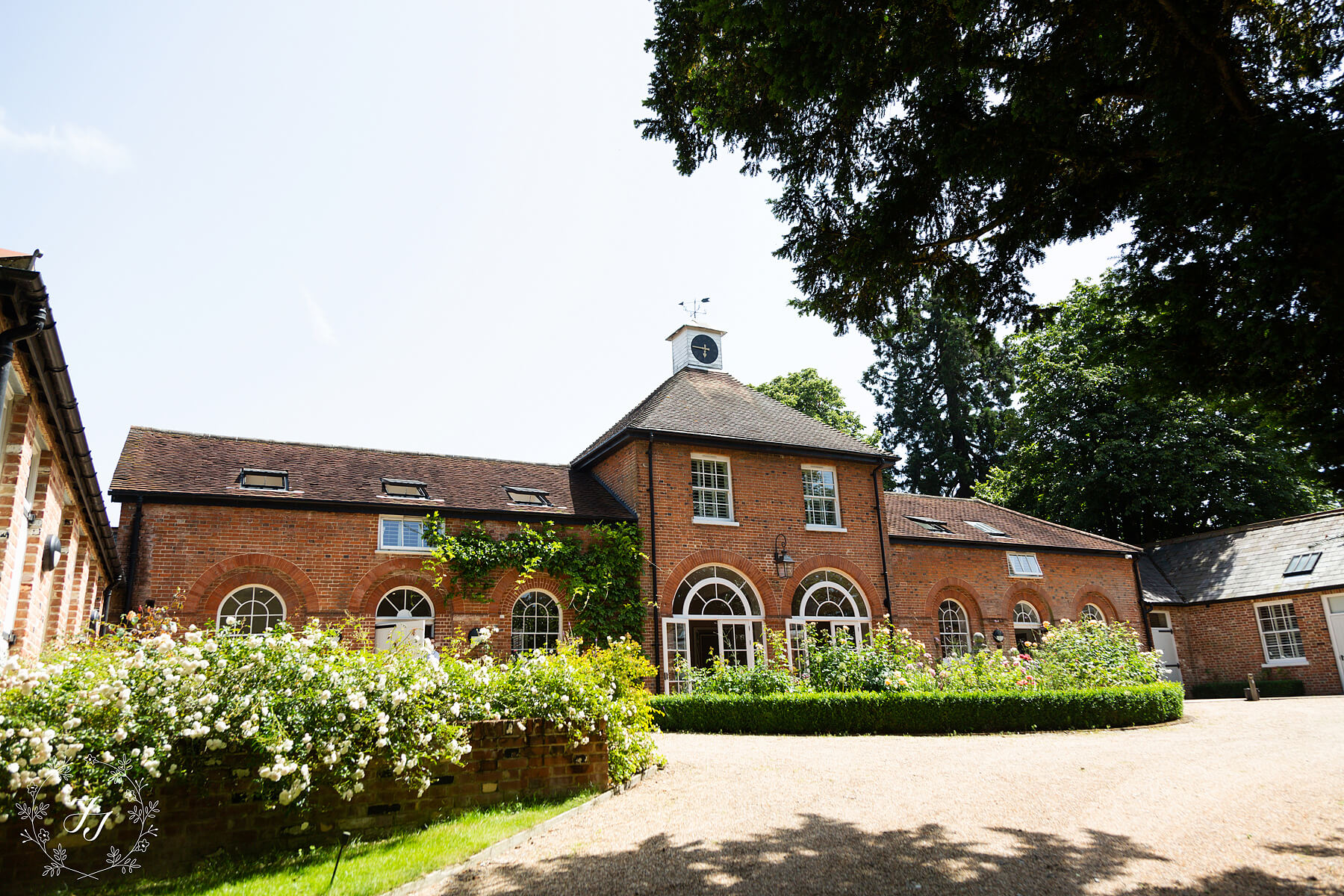 The Coach House at Gaynes Park