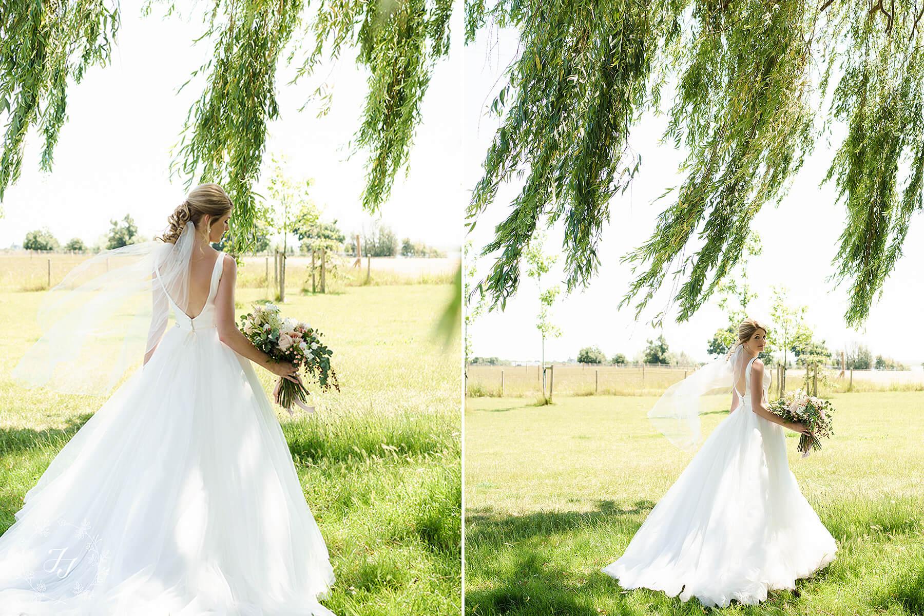 Stella York wedding dress by bespoke wardrobe