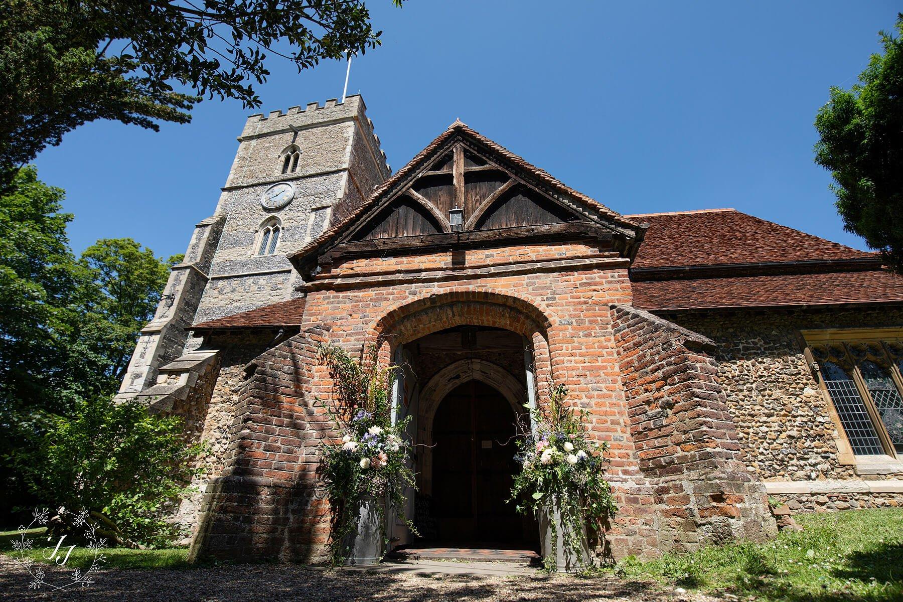 all saints church Purleigh essex