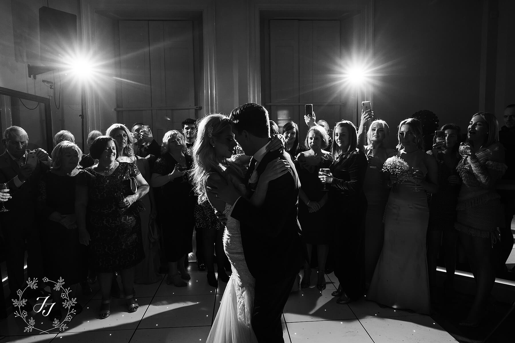 First Dance at Gosfield Hall