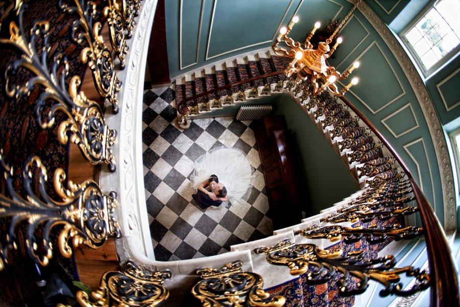 Hylands House Wedding Photographer - Venue Images - 001