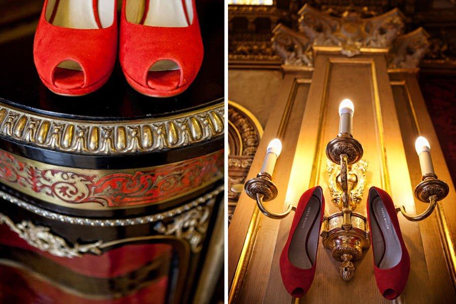Hylands House Wedding Photographer - Venue Images - 007
