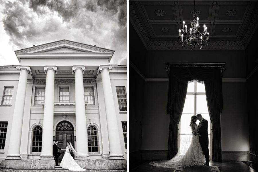 Hylands House Wedding Photographer - Venue Images - 011