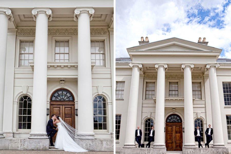 Hylands House Wedding Photographer - Venue Images - 012