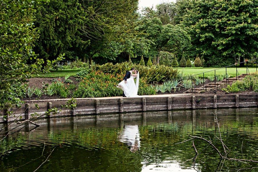 Hylands House Wedding Photographer - Venue Images - 013