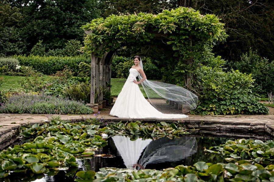 Hylands House Wedding Photographer - Venue Images - 014