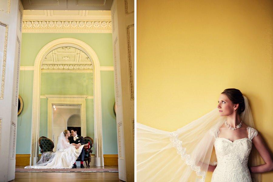Hylands House Wedding Photographer - Venue Images - 015