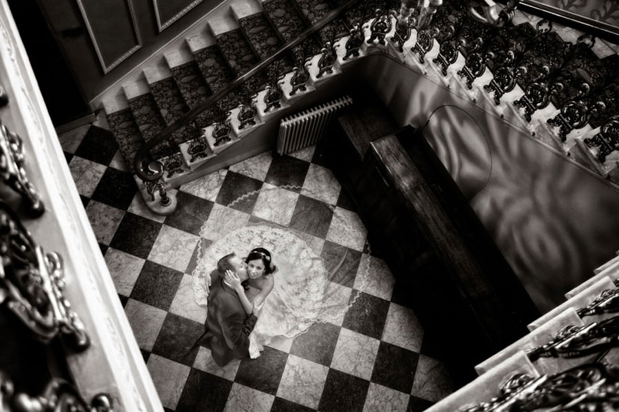 Hylands House Wedding Photographer - Venue Images - 016